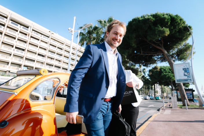 Photographe d'entreprise French Riviera