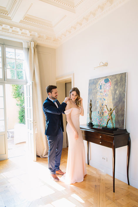 Photographe Mariage Grasse Château Diter