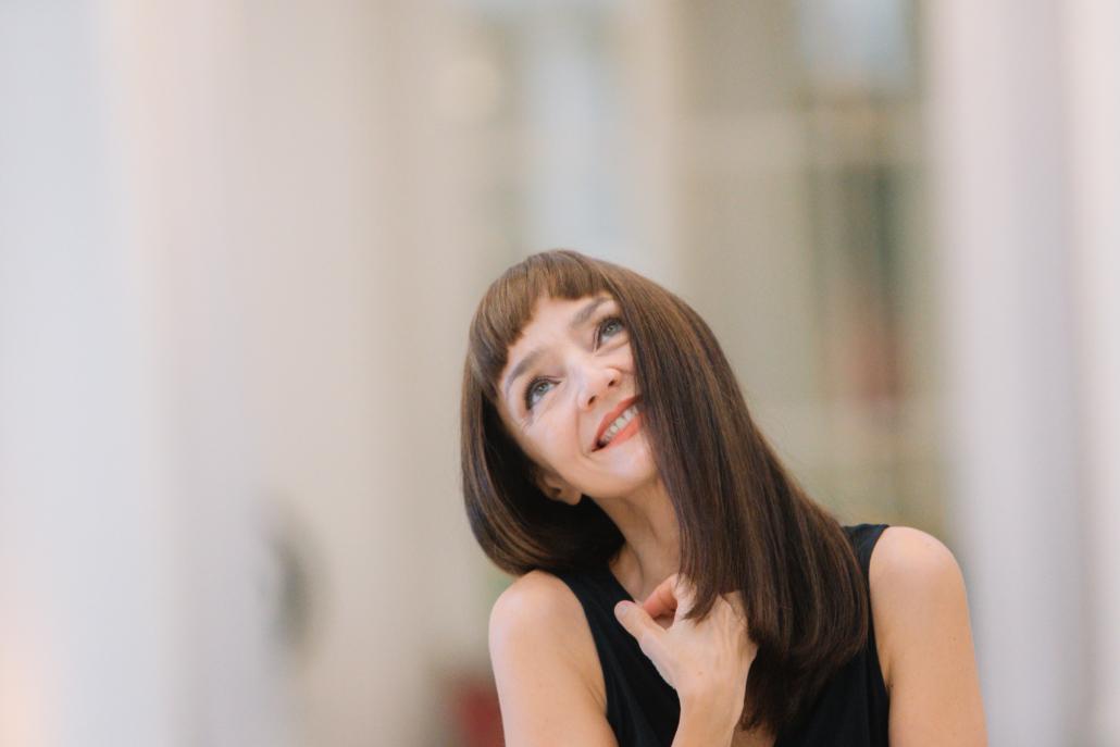 Maria De Medeiros - Presse - Sophie Boulet Photographe